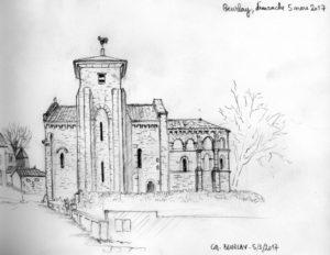 Église de Beurlay